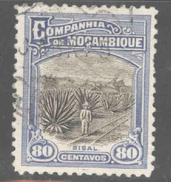 Mozambique  Company Scott 140 Used stamp