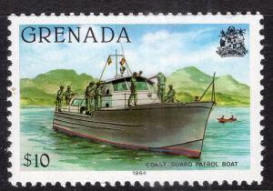 Grenada 1020a Boat MNH VF