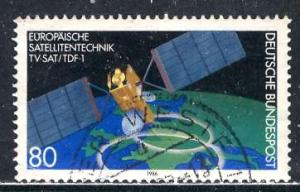 Germany; 1986: Sc. # 1467: O/Used Cpl. Set