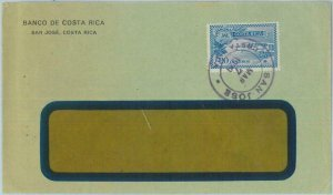 89589 - COSTA RICA  - POSTAL HISTORY -  Single AIRMAIL stamp on COVER  1929