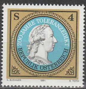 Austria #1192  MNH   (S3453)