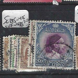 LIBYA  (PP2706B)  SC 135-145       VFU