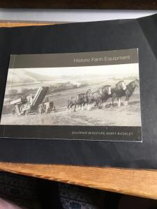 NZ #1934c 2015 Scott $25.00 2004 Farm Equipment Prestige Booklet Back Cover Flaw