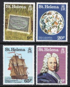 St Helena 456-459 MNH VF
