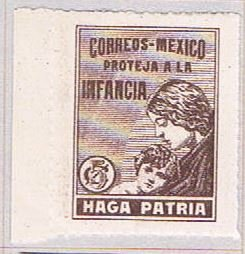 Mexico RA7 MNH Mother and Child 1929 (BP50936)