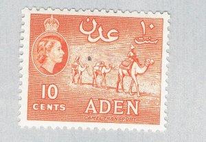 Aden 49 MLH Camel Transport 1953 (BP60918)