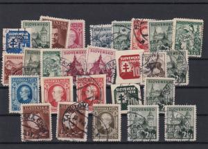 Slovakia Stamps Ref 25350