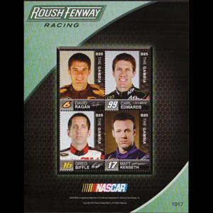 GAMBIA 2010 - Scott# 3294 S/S Fenway Racing Team NH