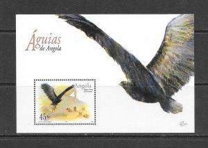 BIRDS - ANGOLA #1259   MNH