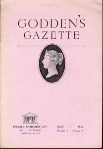 Godden's Gazette, Number 7, Volume 7,