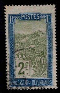 Madagascar Scott 113 Used stamp