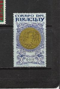 PARAGUAY 858 MNH M1168