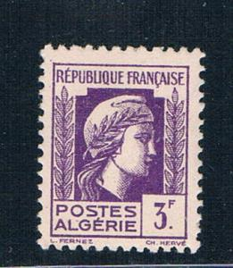 Algeria 183 MLH Marianne 1944 (A0330)+
