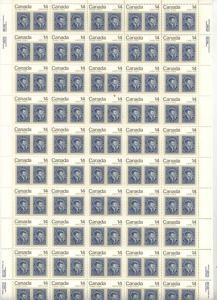 Canada - 1978 14c CAPEX Imprint Sheet of 50 #754