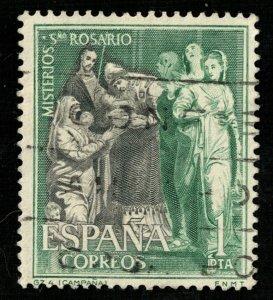 Spain, (2910-т)