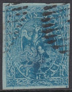 MEXICO  An old forgery of a classic stamp...................................C775