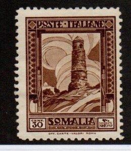 Somali Coast 144 Mint Hinged