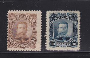 Salvador 107, 114 MHR General Antonio Ezeta