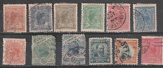 #207-11,115,159,174,204 Brazil Used