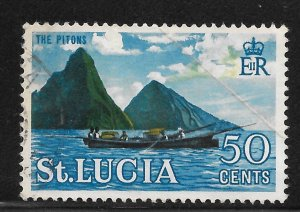 St Lucia Used [4160]