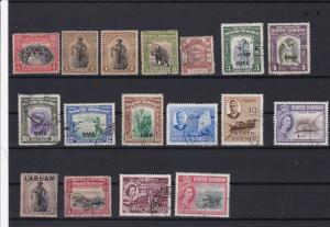 north borneo stamps ref r11981