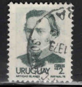 Uruguay Scott 959 Used  stamp