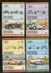 St. Vincent Grenadines 1985 Cars Automobile Motor Vehicles Sc 441 MNH # 27