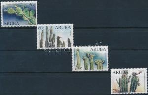 Aruba stamp Cactus set MNH 1999 Mi 232-235 Plants WS231146