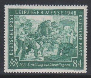 Germany,  84pf Leipzig Fair (SC# 583) MNH