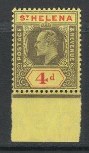 St. Helena, Scott 57a (SG 66), MNH