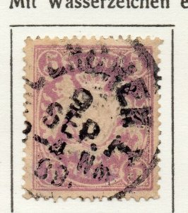 Bayern Bavaria 1888 Early Issue Fine Used 5pf. NW-120730