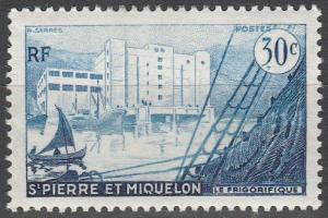 St Pierre & Miq  #346  MNH F-VF (SU2308)