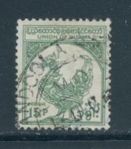 Burma 144  Used (2)