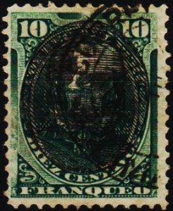 Peru. .1894 10c S.G.299 Fine Used