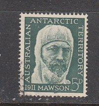 AAT SC# L7  1961 5p Mawson used