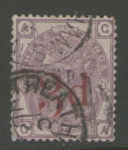 GB 1880 Queen Victoria SG 159 FU