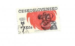 Czechoslovakia 1983 - Scott #2471 *