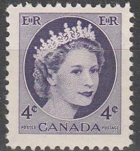 Canada #340 MNH F-VF (V1412)