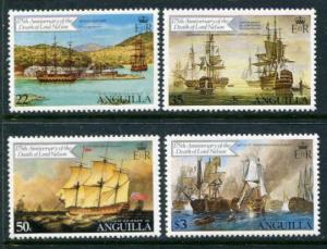 Anguilla 429-32 Mint NH CV$11.00. NO per item shipping
