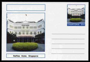 Chartonia (Fantasy) Landmarks - Raffles Hotel, Singapore ...