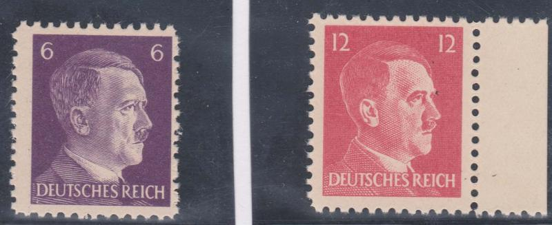 Germany - WWII O.S.S. Operation Cornflakes Fakes of Hitler Heads