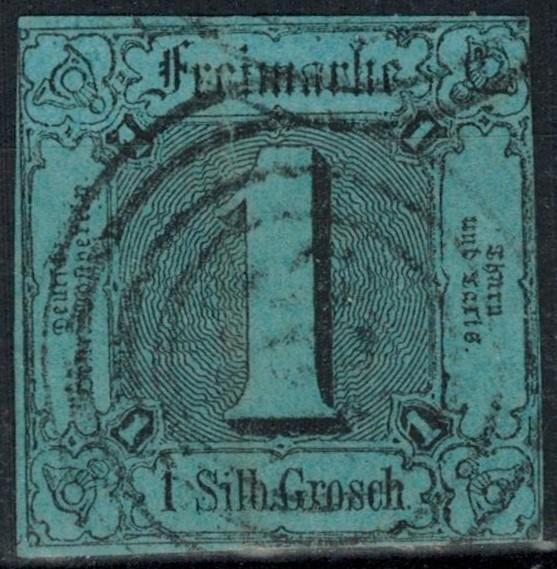 Germany - States - Thurn & Taxis - Scott 5