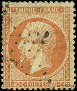 France Scott #27 Used