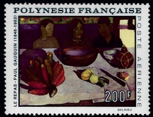 French Polynesia Sc C48 MNH VF...French stamps are in demand!