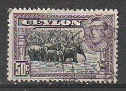 #286 Ceylon Used Perf 12