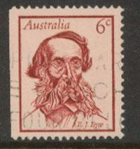 Australia SG 482  VFU  Booklet stamp middle left