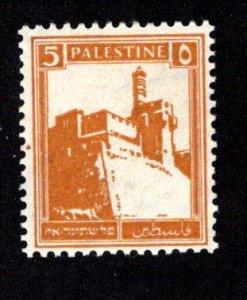PALESTINE  SC# 67  FVF/MLH