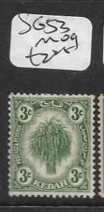 MALAYA KEDAH (P0107B)  LEAF 3C  SG 53    MOG