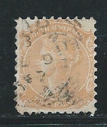 South Australia 65 1876-80 2d Used