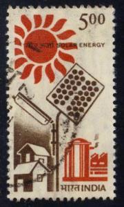India #1200 Solar Energy, used (0.40)
